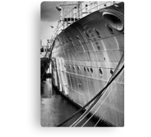 SOS - Save Our Ship Canvas Print