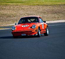 Porsche 911 Eastern Creek HSRCA Meet  by Tom Row