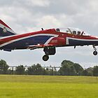 RAF Hawk Display 2012 Takeoff. by merlin676