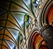 Gloucester Cathedral  by goldenpig