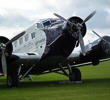 Junkers JU-52 by Andy Jordan