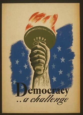 Democracy - A Challenge by homeslice187
