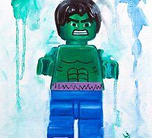 Hulk by Deborah Cauchi