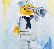 Hello Sailor by Deborah Cauchi