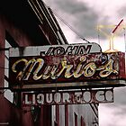 JOHN MURIOS LIQUOR TO GO  by Larry Butterworth