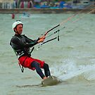 Kite Surfer by SWEEPER