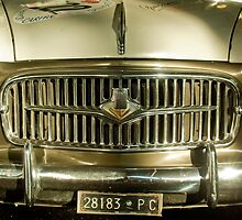 1956 Fiat 1100 TV Grille and Emblems by Jill Reger
