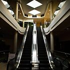 Escalator by Lee LaFontaine