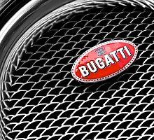 Bugatti Veyron  by fernblacker