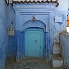 The Blue Corner by JodieT