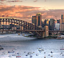 A Place Called Sydney - Sydney Australia - The HDR Experience by Philip Johnson
