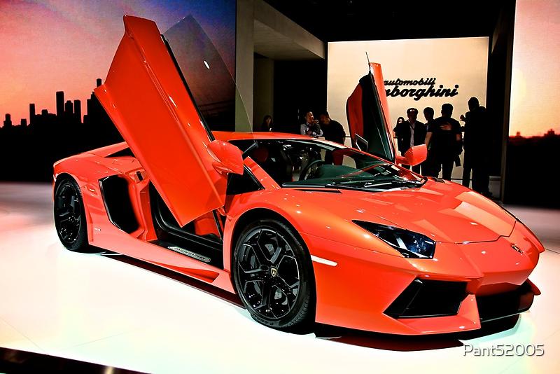 Lamborghini by Pant52005