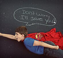 Dont worry i will save you by Raquel Perryman