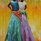 colours of Africa by Gigi Guimbeau