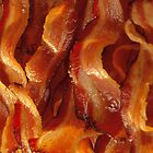 bacon strips by iPhonely