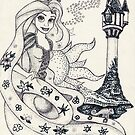 Iconic Rapunzel by Kashmere1646