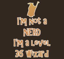 I'm not a nerd ... by karlangas