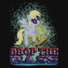 Derpy Drops the Bass by Brendan Lesko