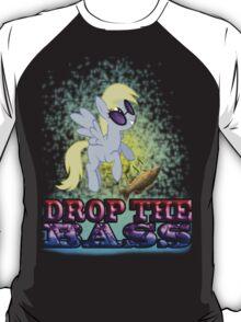 Derpy Drops the Bass T-Shirt
