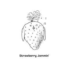 """Strawberry Jammin'"" by 4SAS"