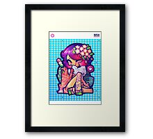 decorated Framed Print
