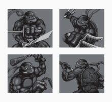Turtle Power Kids Clothes