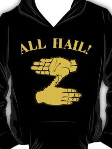 All Hail Zoltan Gold T-Shirt