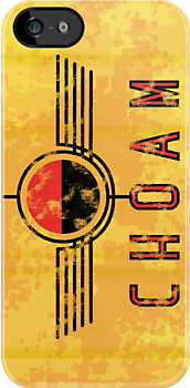 Choam retro logo ( DUNE) by karlangas