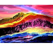 Landscape Composition-1 Photographic Print