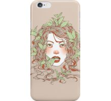 Peppermint Girl iPhone Case/Skin