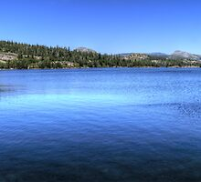 Loon Lake Panoramic by Diego  Re