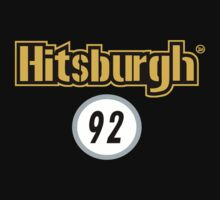 "Pittsburgh Harrison ""Hitsburgh #92""  by Victorious"