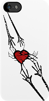 Reach for Love T-Shirt by Denis Marsili