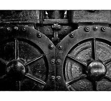 Toronto Distillery District 01 by Brian Carson