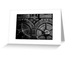 Toronto Distillery District 01 Greeting Card