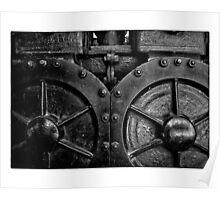 Toronto Distillery District 01 Poster