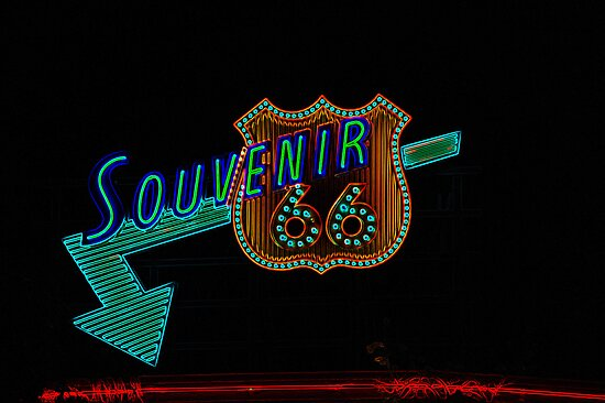 Souvenir on Route 66 by KelseyClaire11