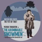 Doctor Who - The Abominable Snowmen by Tim Foley