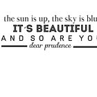 "The Beatles Quote: ""Dear Prudence"" by missiemari"