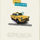 Taxi Driver by Maruta