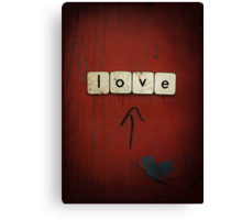 Love Found Canvas Print