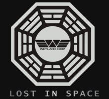 Lost In Space by Chris Johnson