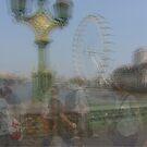 London Eye, Millenium Wheel by KUJO-Photo