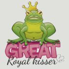 Great Royal Kisser by artistaperezoso