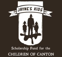 Jayne's Kids T-Shirt