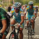 Alexander Vinokourov by procycleimages