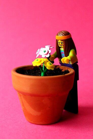 Flower Hippy by HRLambert