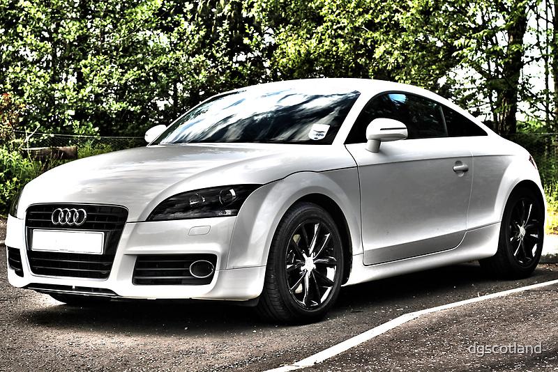 Audi HDR by dgscotland