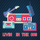 Livin' in the 80s by tjhiphop
