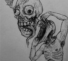 Innards Become Outards by sp0nge